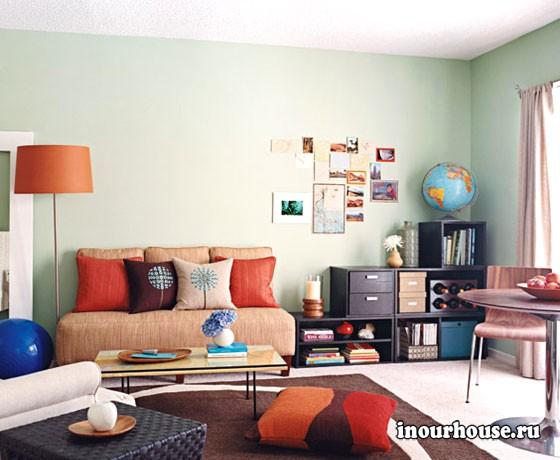 Фото гостиных: несколько дизайнов интерьера