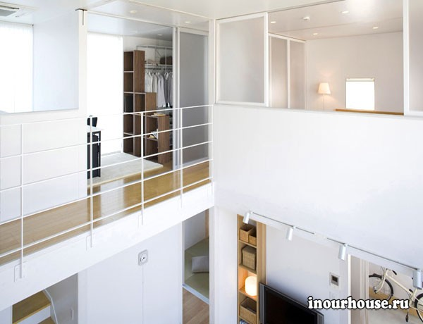 Японский минимализм в дизайне интерьера