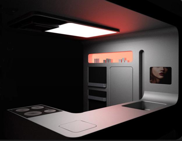 Кухня будущего от Gorenje