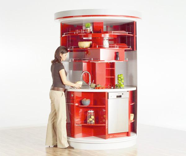Кухонные гарнитуры для маленьких кухонь