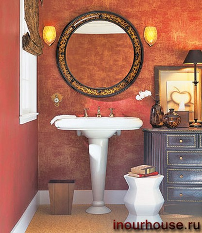 Облицовка ванной, интерьер ванной, дизайн ванной